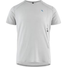 Klättermusen Vee Miehet Lyhythihainen paita , valkoinen